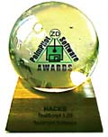 Trophy, ZDNet 1998
