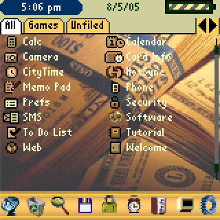 Money List Theme